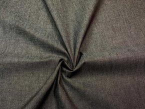 Rifľovina košeľová čierna