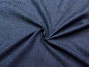 Rifľovina košeľová stredne modrá
