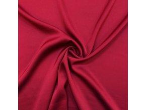 Umelý hodváb / Silky Armani červené tmavé