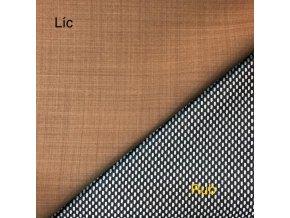 Softshell jarný hnedý žíhaný
