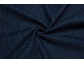 Rifľovina modrá stredný odtieň modrej