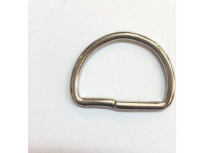 Polokrúžok vnútorný priemer 30 mm
