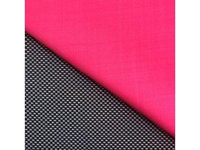 Softshell jarný ružový neón
