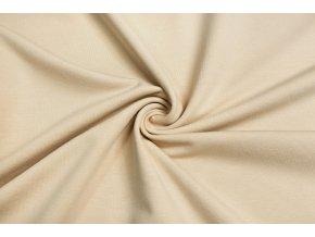 Teplákovina elastická BIO telová 250 g/m2