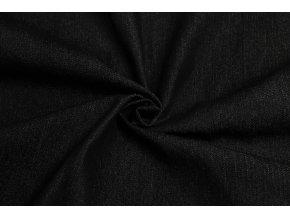 Rifľovina elastická čierna