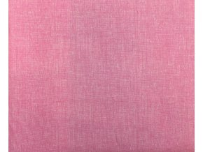 Bavlnené plátno pastelový ružový melír