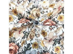 Kočíkovina farebné kvety