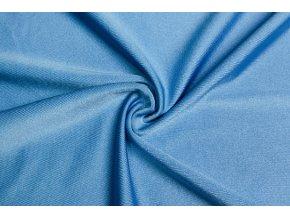 Plavkovina lesklá modrá svetlejšia 220 g/m2