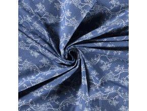 Rifľovina košeľová popínavé ruže