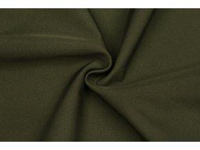 Softshell zimný khaki