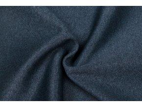 Softshell zimný jeans tmavší melír