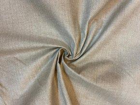 Bavlnené plátno béžový melír