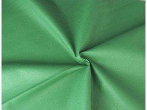 Bavlněné plátno zelené tmavé