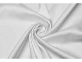 Umelý hodváb biely