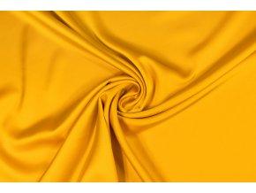 Umelý hodváb žltý