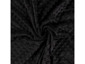 Minky čierna farba