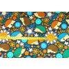 Teplákovina ježkovia a kvety