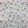 Bavlnené plátno lamy