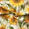 Bavlna režná popínavé slnečnice