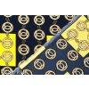Umelý hodváb / Silky GG reťaze na žltej kocke