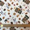 Bavlnené plátno pekáreň