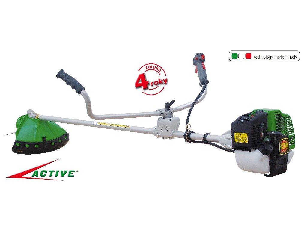 11059 active 4 5 bt benzinovy krovinorez