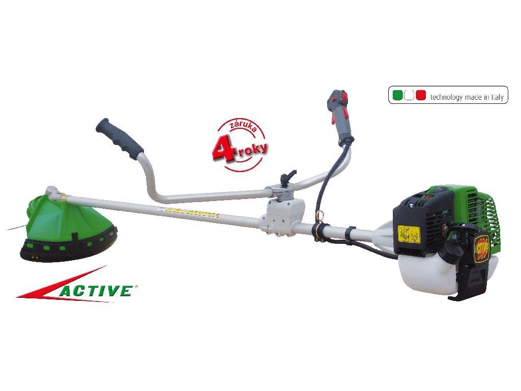 11068 active 6 5 bt benzinovy krovinorez