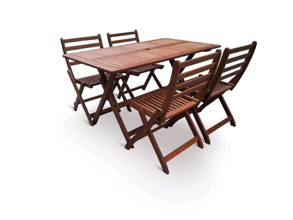 11290 stolova sestava vega set 4