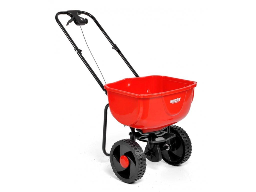15370 hecht 270 rucni rozmetac hnojiva osiva nebo soli