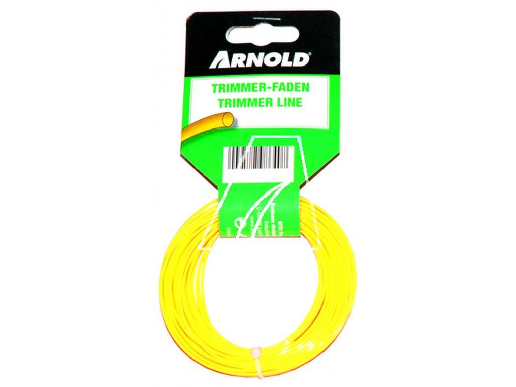 16852 arnold struna do vyzinace 15m 1 3 mm