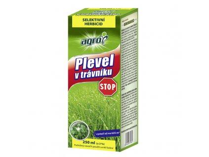 19989 agro plevel v travniku stop 250 ml