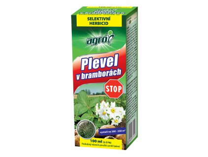 27850 agro plevel v bramborach stop 100 ml