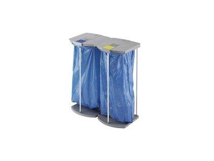 38570 profiline ws 120 velkoobjemovy tridic odpadu 2 x 120 litru
