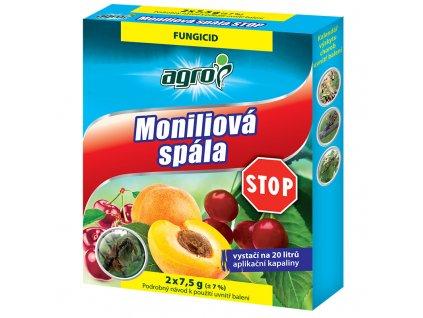 43201 agro moniliova spala stop 2 x 7 5 g