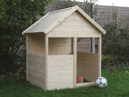 89051 detsky domek solid playhouse s8400