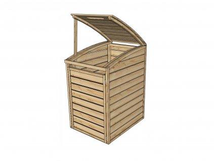 89066 zahradni ulozny box lanitplast s751