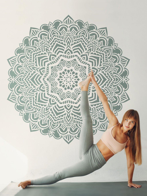sablona mandala yoga studio shoptet