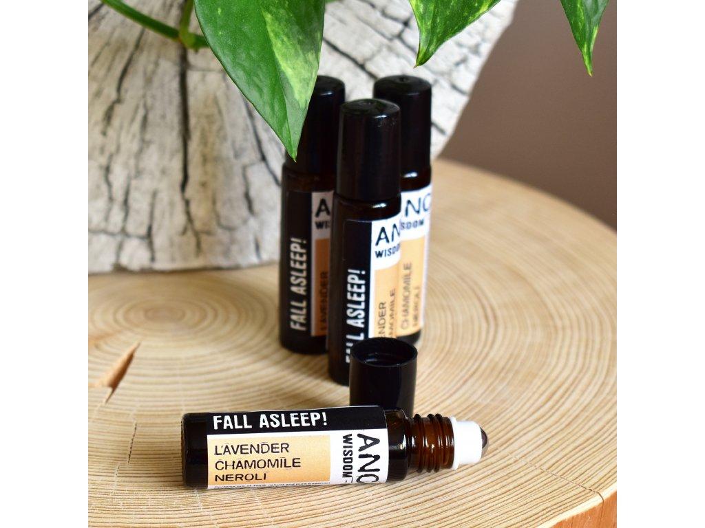 Aromaterapeutický parfém SNADNÉ USÍNÁNÍ 10ml