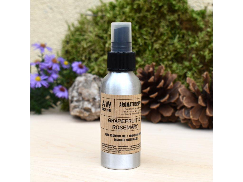Aromaterapeutický bytový parfém GREP A ROZMARÝN