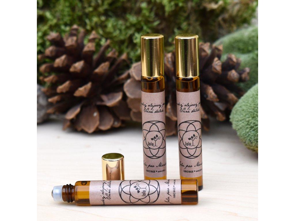 Pánský přírodní parfém VŮNĚ DÁLEK