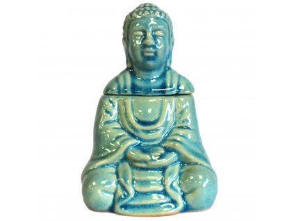 sedícímodrý buddha
