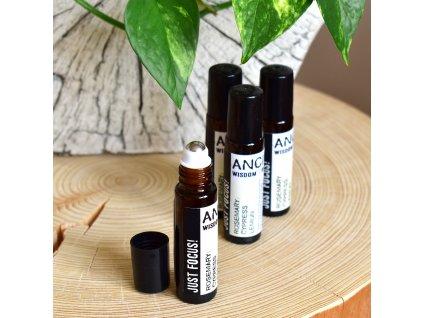 Aromaterapeutický parfém SNADNÉ SOUSTŘEDĚNÍ 10ml