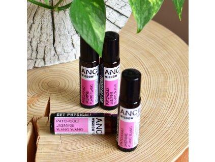Aromaterapeutický parfém SMYSLNÁ EXOTIKA 10ml