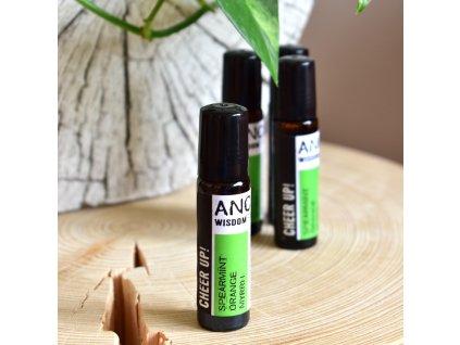 Aromaterapeutický parfém DOBRÁ NÁLADA 10ml