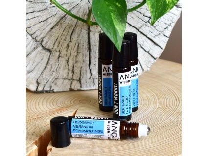 Aromaterapeutický parfém NEDĚLEJ SI STAROSTI 10ml