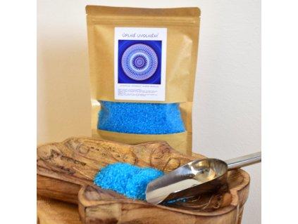Aromaterapeutická mořská sůl ÚPLNÉ UVOLNĚNÍ
