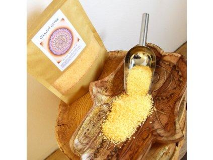 Aromaterapeutická mořská sůl CELKOVÝ DETOX