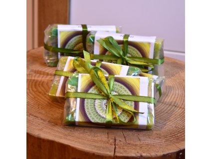 Ručně vyráběné olivové mýdlo NONI