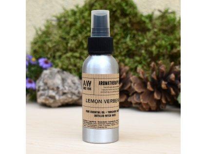 Aromaterapeutický bytový parfém CITRÓN A VERBENA
