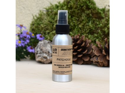 Aromaterapeutický bytový parfém PAČULI